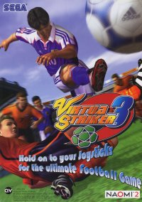 Обложка Virtua Striker 3