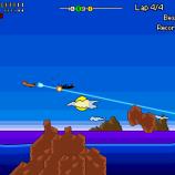 Скриншот Pixel Boat Rush