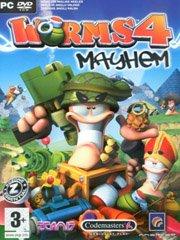 Обложка Worms 4: Mayhem