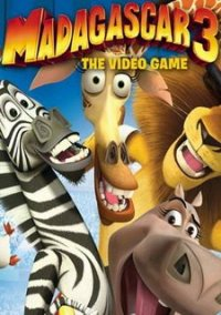 Обложка Madagascar 3: The Video Game