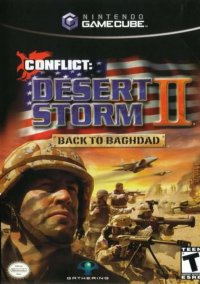 Обложка Conflict: Desert Storm 2