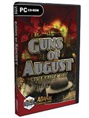 Обложка Guns of August 1914-1918