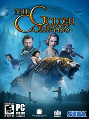 Обложка The Golden Compass