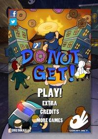 Обложка Donut Get!