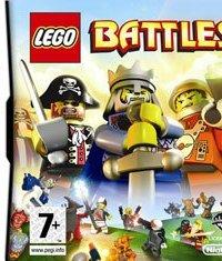 Обложка Lego Battles
