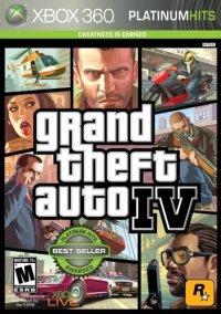 Обложка Grand Theft Auto IV (Platinum Hits)