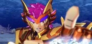 Saint Seiya: Brave Soldiers. Видео #1
