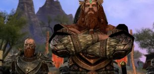 The Elder Scrolls Online: Tamriel Unlimited. Геймплейный трейлер