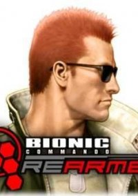 Обложка Bionic Commando Rearmed