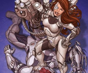 Видят ли андроиды эротические сны? В DC появилась девушка-Киборг