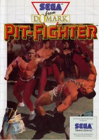 Обложка Pit-Fighter