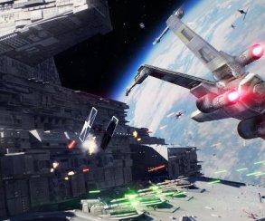 Видео. Мнение ведущих E3 2017 о Star Wars: Battlefront 2 (она крутая!)