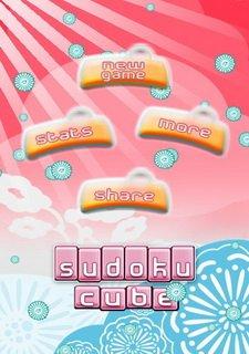 SudokuCube