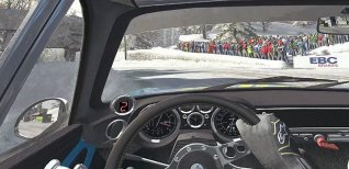 DiRT Rally. Трейлер к выходу VR-версии