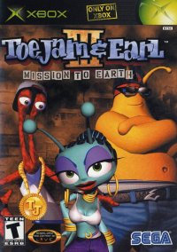 Обложка ToeJam & Earl III: Mission to Earth