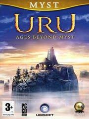 Обложка Uru: Ages Beyond Myst