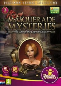 Обложка Masquerade Mysteries: The Case of the Copycat Curator