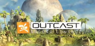 Outcast: Second Contact. Дебютный трейлер