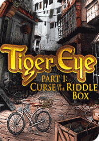 Обложка Tiger Eye - Part I: Curse of the Riddle Box