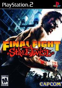 Обложка Final Fight: Streetwise