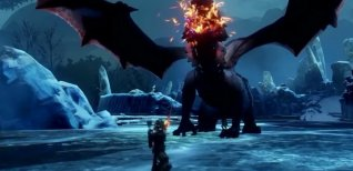Dragon Age: Inquisition - Jaws of Hakkon. Релизный трейлер DLC
