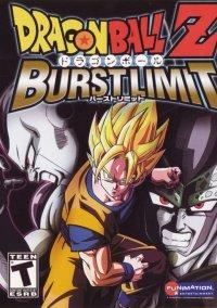 Обложка Dragon Ball Z: Burst Limit