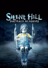 Обложка Silent Hill: Shattered Memories