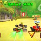 Скриншот Shrek Kart