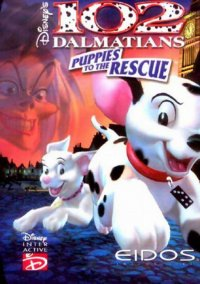 Обложка 102 Dalmatians: Puppies to the Rescue