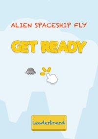Обложка Alien Spaceship Fly
