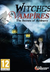 Witches & Vampires The Secrets Of Ashburry – фото обложки игры