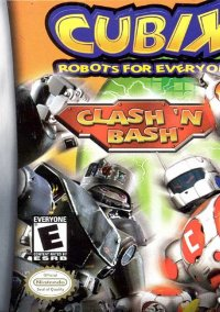 Обложка Cubix: Robots for Everyone: Clash 'n Bash