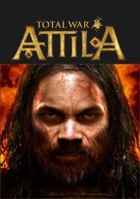 Обложка Total War: Attila