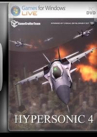 Обложка HyperSonic 4