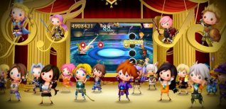 Theatrhythm Final Fantasy: Curtain Call. Видео #5