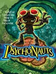 Обложка Psychonauts