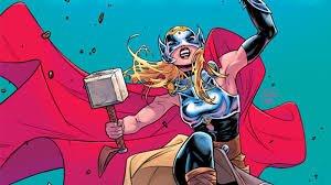 В Mighty Thor Джейн Фостер оказалась на войне двух инопланетных рас