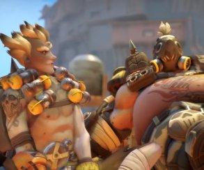 Blizzard посвятила синематик новой карте Джанкертаун для Overwatch