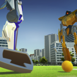 Скриншот 100ft Robot Golf