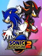 Обложка Sonic Adventure 2