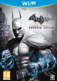 Обложка Batman: Arkham City - Armored Edition
