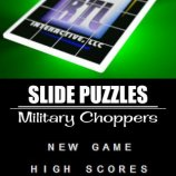 Скриншот Slide Puzzle Military Choppers