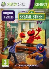 Kinect Sesame Street TV – фото обложки игры