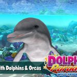 Скриншот Dolphin Paradise: Wild Friends – Изображение 5