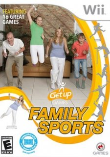 Get Up: Family Sports