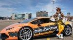 Uber зовет прокатиться с героями Overwatch  - Изображение 1