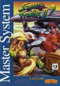 Обложка Street Fighter II