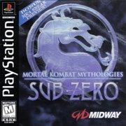 Обложка Mortal Kombat Mythologies: Sub-Zero
