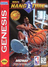 Обложка NBA Hang Time