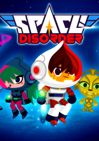 Обложка Space Disorder